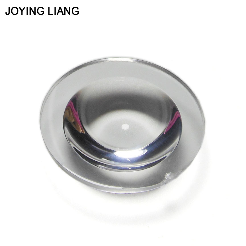 JOYING LIANG DJ-L092 Large Flashlight Lens 28.3mm Spotlight Convex Lens Electric Torch Led Light Lens Accessories