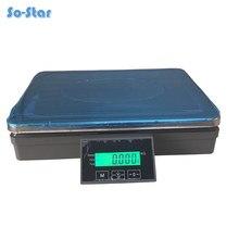 Интерфейсные весы POS Столешница или потайной RS232 баланс