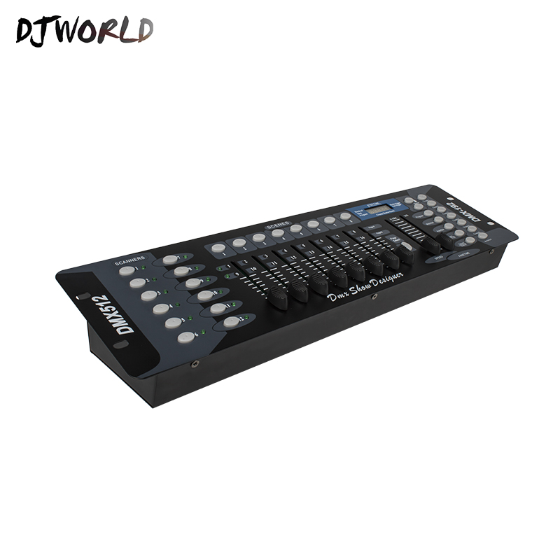 Djworld Best Quality International Standard DMX 192 Controller For Stage Lighting 192 DMX Console DJ Controller Fast Shipping