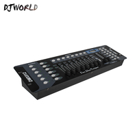 Djworld Best Quality International Standard DMX 192 Controller For Stage Lighting 192 DMX Console DJ Controller Fast Shipping|Stage Lighting Effect| |  -