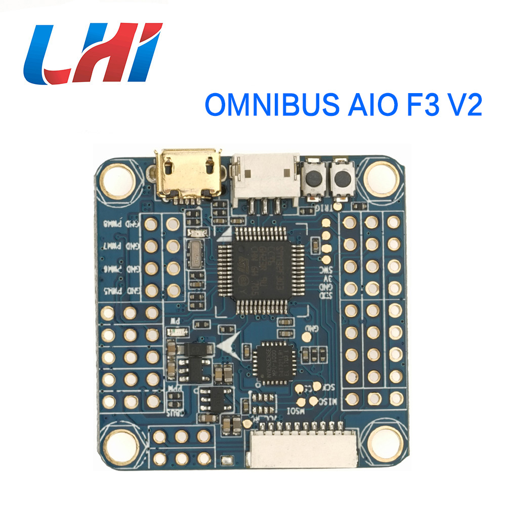 OMNIBUS AIO F3 V2 Airbot Authentic drone with Quadcopter rc plane remote controlador helicopter for FPV Karachi
