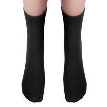 Socks Men Breathable Warm Solid Color sokken Soft Comfortable meias Christmas Winter Warm Socks calcetines hombre
