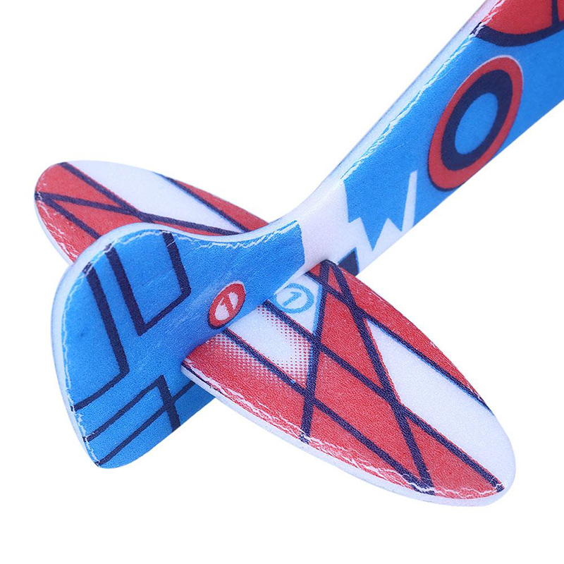 12Pcs-DIY-Hand-Throw-Flying-Glider-Planes-Foam-Aeroplane-Party-Bag-Fillers-Childrens-Kids-Toys-Game-3