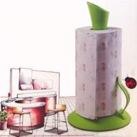 Lovely Kitchen Paper Holder Creative Pp Tissue Paper Holder Household Paper Towel Shelf Domestic Roll Paper