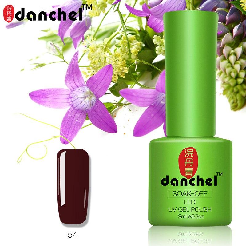 9ml UV Gel Nagellak Vernis Semi-permanente Nail Primer Gel Vernissen Gel Laklak Gelpolish Pure kleuren hebben Bsase Top Coat nodig