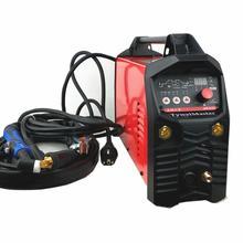 Professional 200A AC постоянный импульс Tig сварочный аппарат цифровой контроль AC/постоянный импульс бтиз инвертор газовольфрамовой сварки/MMA Сварочное оборудование