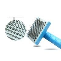 Pet Dog Fur Hair Grooming Pet Supplies Comb For Dogs Cat Comb Cat Hair Shedding Hair