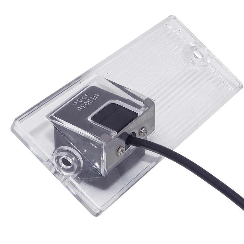 SONY CCD HD vision nocturne pour KIA SPORTAGE voiture caméra de recul aide au stationnement moniteur arrière système de recul caméra de recul