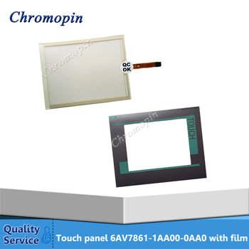 New original Touch panel for 6AV7861-1AB00-1AA0 6AV7 861-1AB00-1AA0 6AV7861-1TB00-1AA0 6AV7 861-1TB00-1AA0 FLAT PANEL FP77-12
