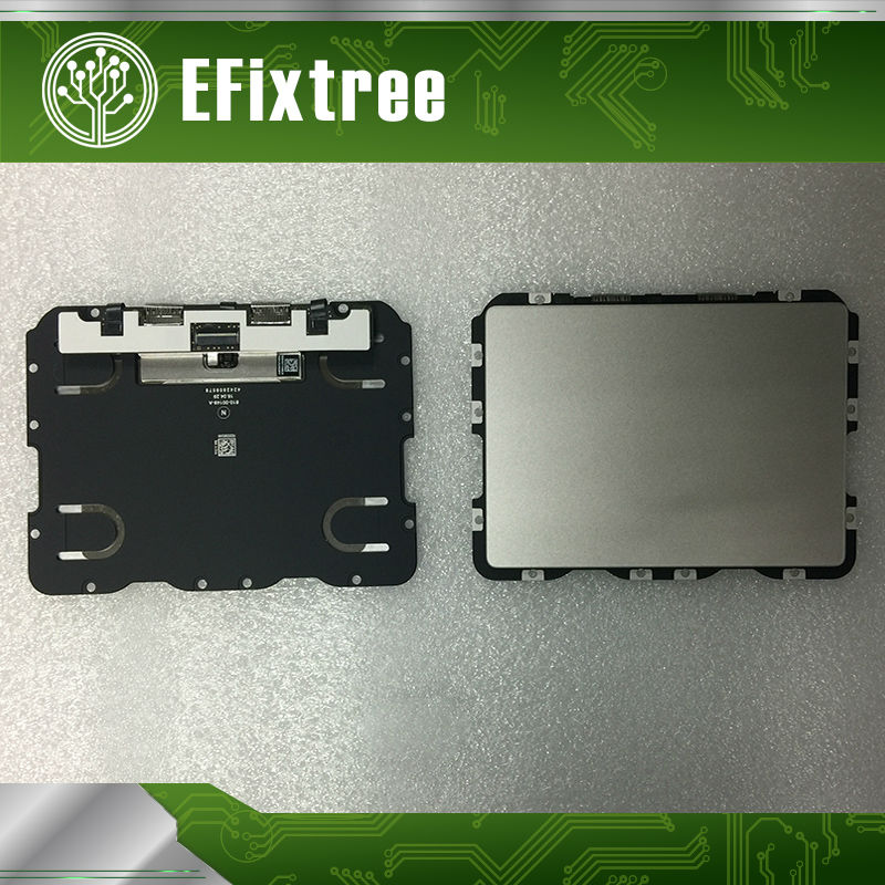 New Original Early 2015 For Macbook Pro 13 Retina A1502 Trackpad Touchpad Touch Pad 821-00184-A new silver for macbook pro retina 15 4 a1707 force touch pad touchpad trackpad