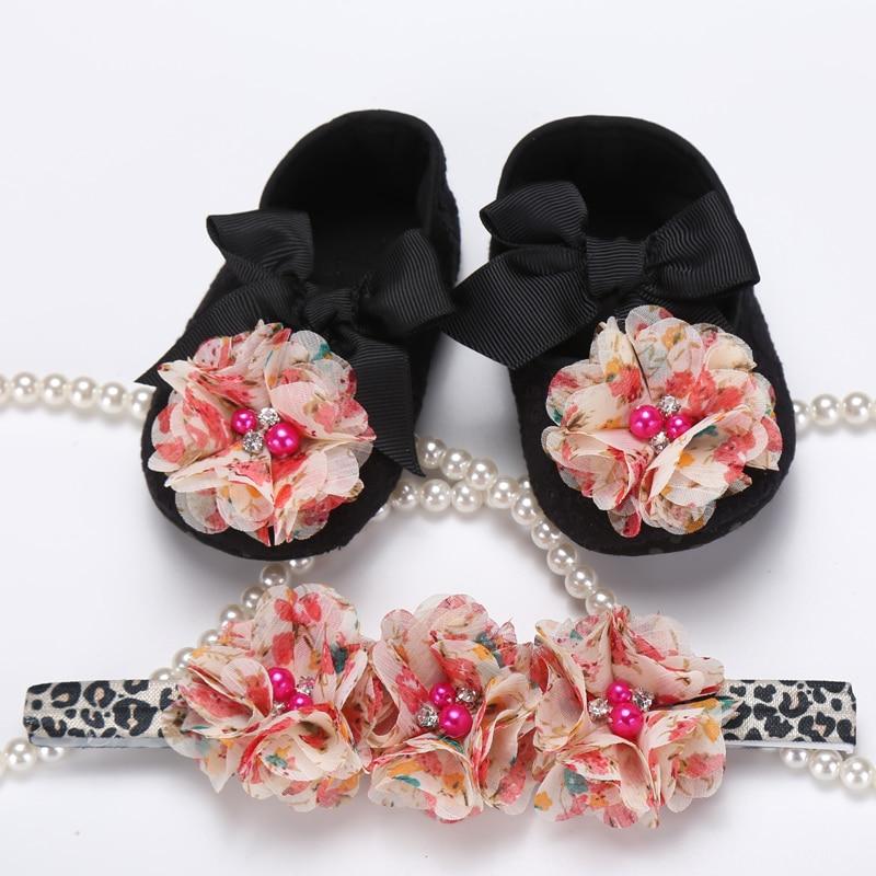2017Ivory newborn Booties baby girls shoes toddler;sapatos de bebe menina baby shoes ballerina;girls baptism set