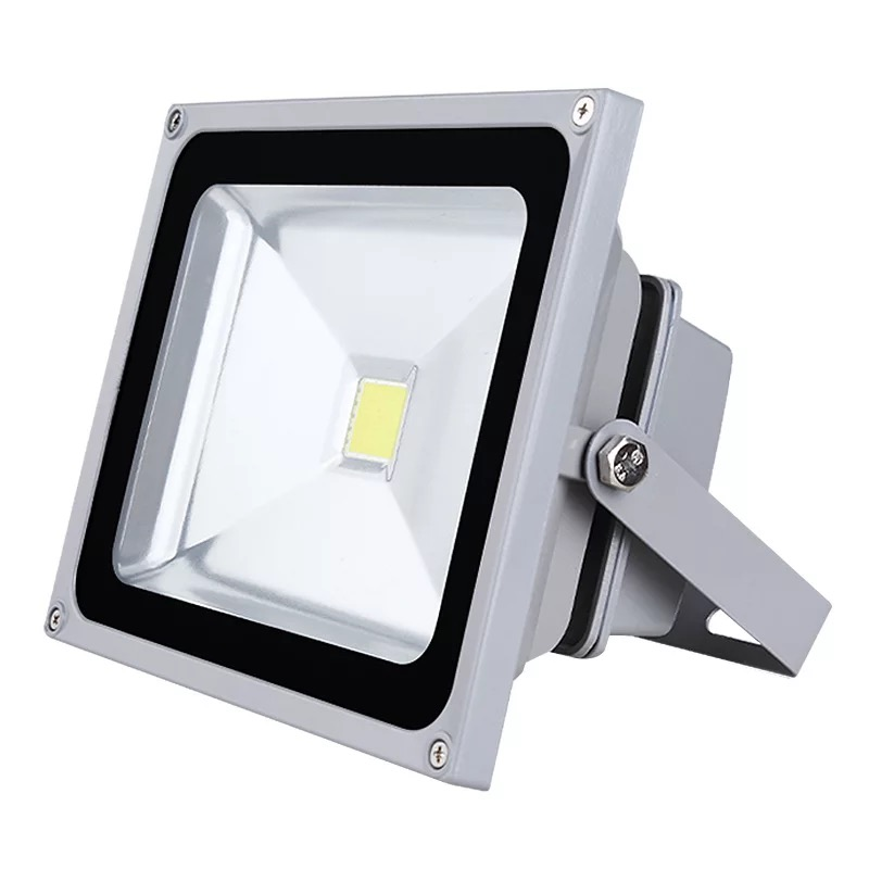 Hot Sale 20W 30W 50W 100W AC 220V Outdoor LED Flood Light Waterproof IP65 Lamps Garden Street Spotlight Diode Projection Lamps