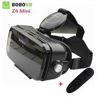 الأصلي bobovr z4 البسيطة vr 3d نظارات فيديو بوبو vr مربع 2.0 خوذة نظارات الواقع الافتراضي vr سماعة ل 4.7-6.2