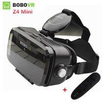 Оригинал bobovr z4 мини vr 3d видео очки бобо vr коробка 2.0 Шлем Виртуальной Реальности Очки vr Гарнитура для 4.7-6.2 «смартфон