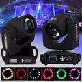 2x230 Вт Zoom Moving Head Light Osram Beam 7R 16 Facet Prism Party Show Club Bar