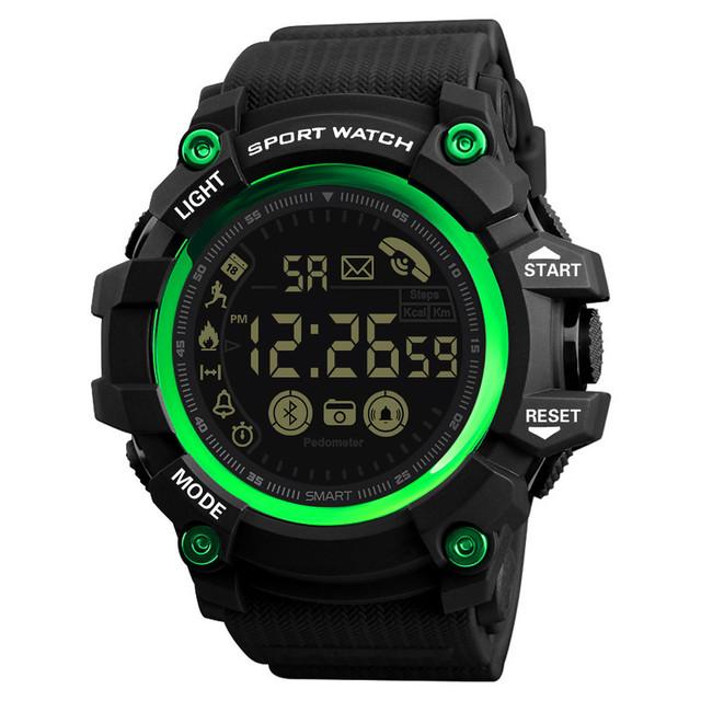 Relojes inteligentes para hombre, pulsera de moda, de alta tecnología