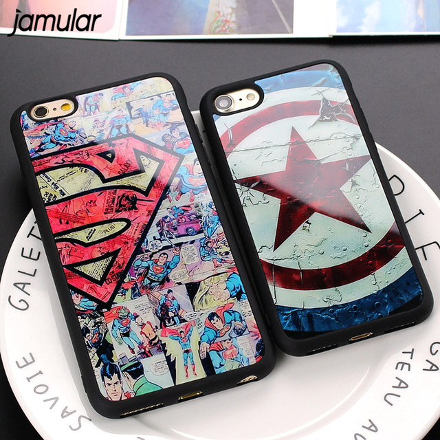 coque bouclier captain america iphone 8