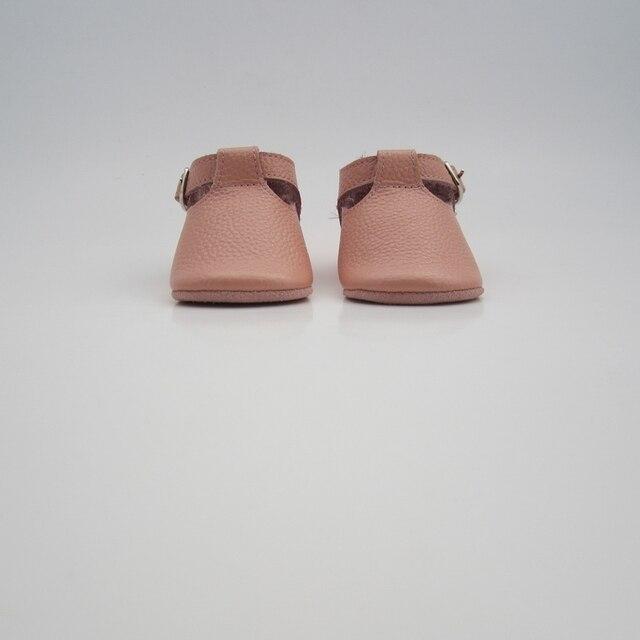 Дешевые оптовая розовый Т-бар дети обувь детские мокасины Мягкой Подошвой Детская Обувь Дизайн