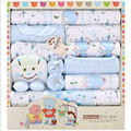 18 Piece 100/% Cotton Baby Girl Clothes Newborn Gift Sets For Newborns / Baby Boy Set Autumn Winter Thick Infant Undterwear