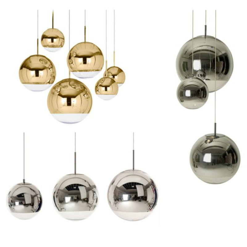 England Glass Pendant Lights Modern Bubble Ball Pendant Lights Hanging Lights Kitchen Lighting Fixture Lampara De Pie