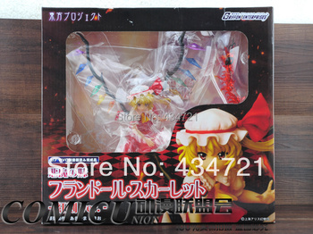 Flandre Scarlet Griffon Enterprises Touhou Project Red Sword Garage Kits  Birthday Gift without