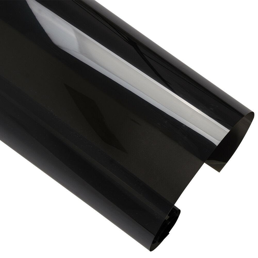 15% VLT Anti UV voiture fenêtre feuilles Film de Protection solaire pare-brise pare-soleil fenêtre résistant à la chaleur avec taille 100 cm x 300 cm