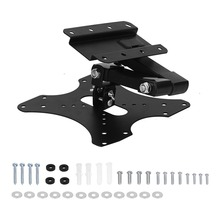 Super Strong Rotatable TV Wall Mount Bracket Stand Holder For 17~42 Inch LCD LED Plasma TV Support 15kg Black