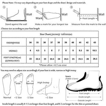 YALNN Women's  Leather Med Heels New High Quality Shoes Classic Black&White Pumps Shoes for Office Ladies Shoes 5