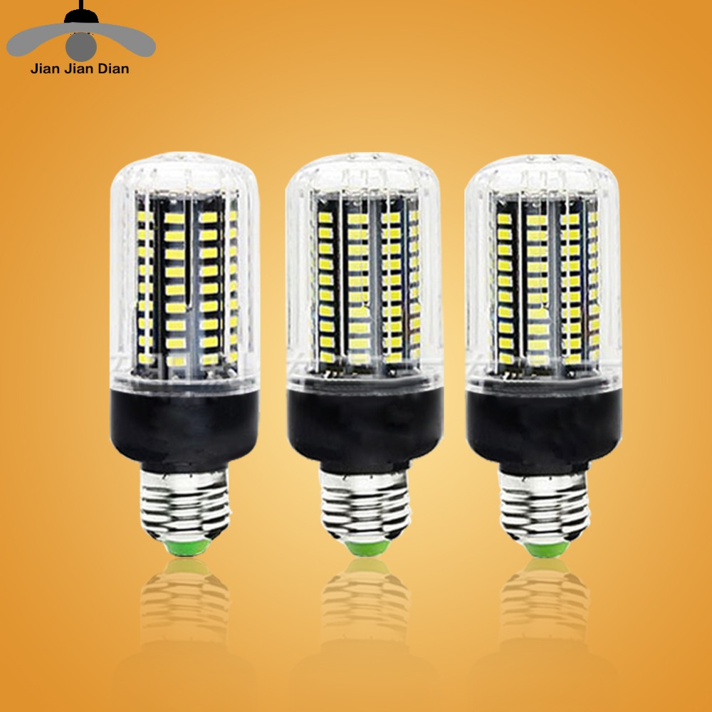 Buy jjd e14 led corn bulb e27 led lamp for Lampada led e14