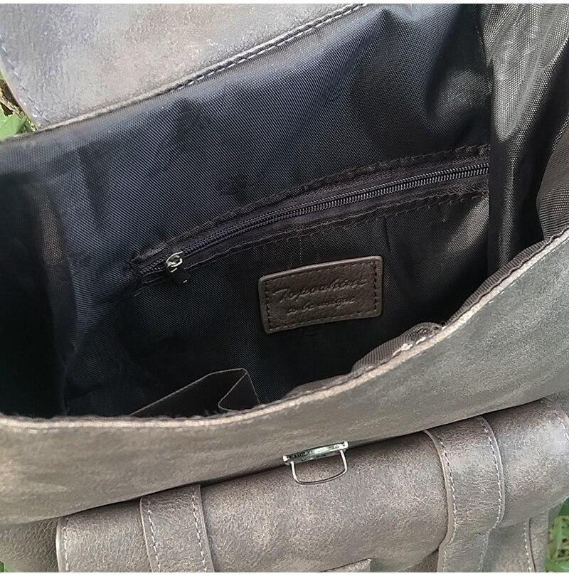 HTB1GQdDem7PL1JjSZFHq6AciXXaa Toposhine Famous Brand Backpack Women Backpacks Solid Vintage Girls School Bags for Girls Black PU Leather Women Backpack 1523