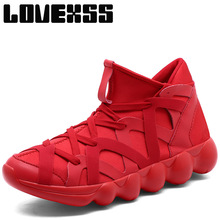 LOVEXSS Fall2017 Super Light Running Shoes For Men Breathable Sports Run Athletic Shoes Man Brand Outdoor Athletic Mens Sneakers