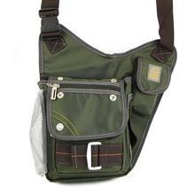 New Green Cool Military Cross Body Bag Messenger Bag Shoulder Bag for Men Women 9201
