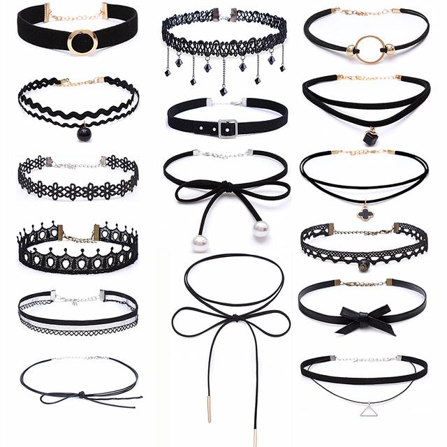 Vintage Choker Necklace for Women