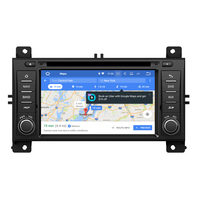 RoverOne For Jeep Grand Cherokee 2011 2012 2013 Android 8.0 Car DVD Navigation Sat Multimedia Media System PhoneLink