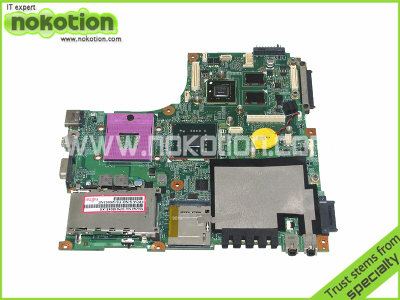Mother Boards for FUJITSU L Series L1010 SALSA 6050A2221301 MB 1310A2221302 Laptop font b Motherboard b