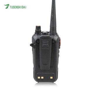 Image 2 - חם למכור 5 w 128 ערוצים VHF מכשיר קשר 66 88 mhz מקצועי כף יד שתי דרך משדר
