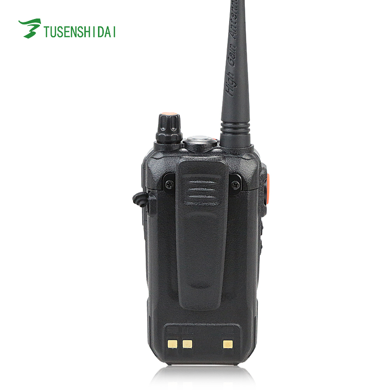 Image 2 - Hot Sell 5W 128 Channels VHF Walkie Talkie 66 88MHZ Professional Handheld Two Way Transceiver-in Walkie Talkie from Cellphones & Telecommunications