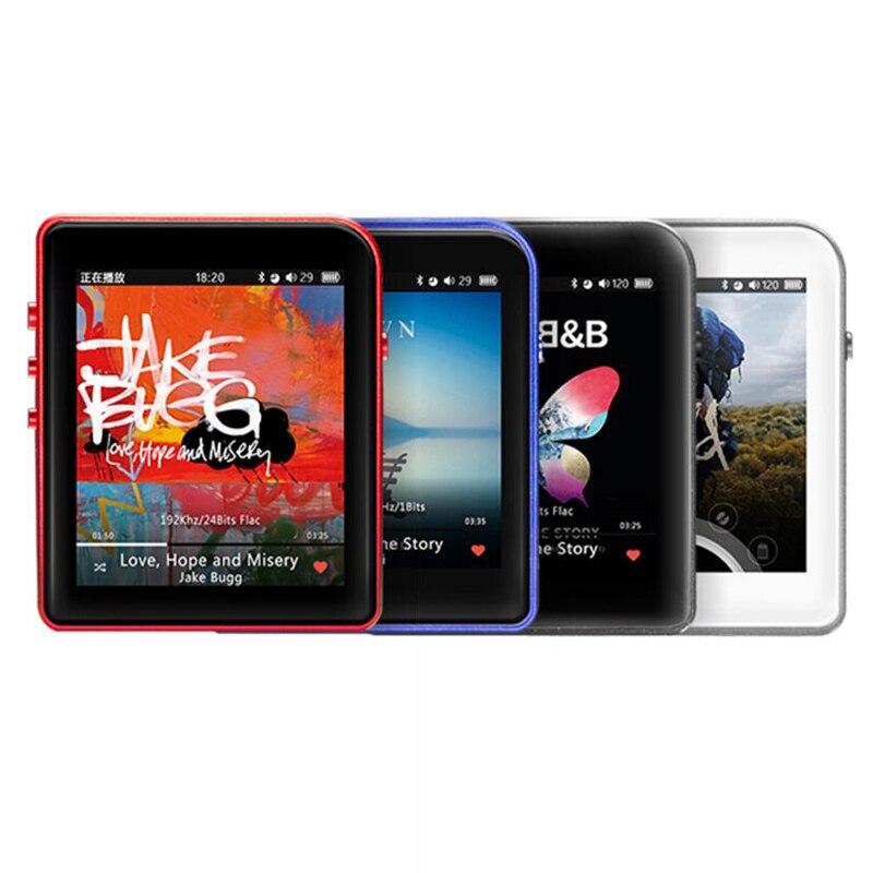 Shanling M1 (+ซองหนัง+ฟิล์มป้องกันหน้าจอฟรี)เครื่องเล่นเพลงแบบพกพากีฬาบลูทูธมินิDAP DSD Lossless MP3
