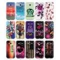 Sibaina perfeito projeto paiting colorido capa case para casos de telefone samsung galaxy j3 para galaxy j3