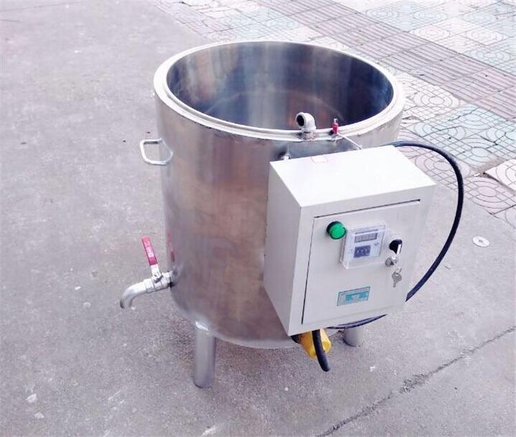 50 Kg Capacity Wax Melting Machine Beeswax Heater Pot