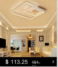 NEO Gleam Platz Ringe Wohnzimmer Schlafzimmer Arbeitszimmer  Led Deckenleuchten Moderne Led Doppel Glow Aluminium Deckenleuchte Leuchten