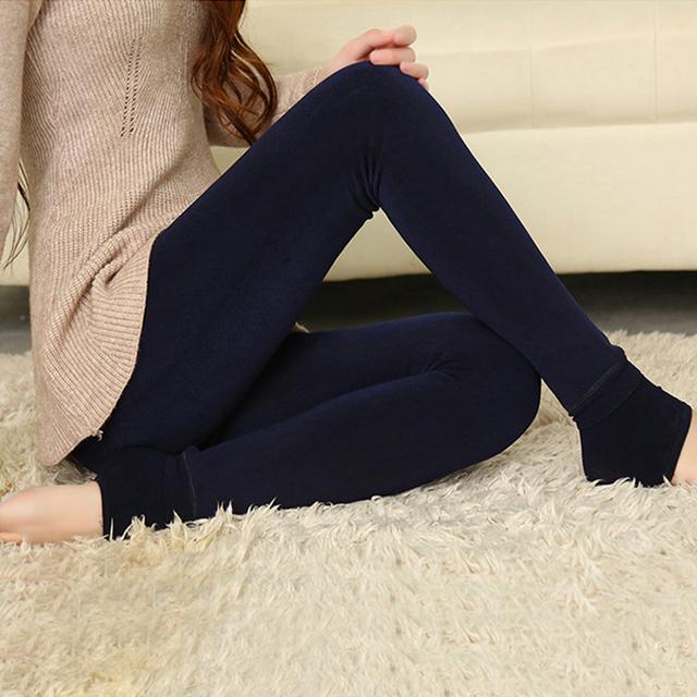 Warm Leggings For Winter Ladies