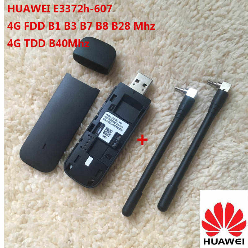 Original Unlocked 150Mbps LTE USB Dongle Huawei E3372 LTE 4G