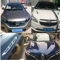 2017 NEW CAR Engine Cover Stickers FOR Toyota Rav4 Citroen Saxo Golf Vw Tiguan Dacia Duster