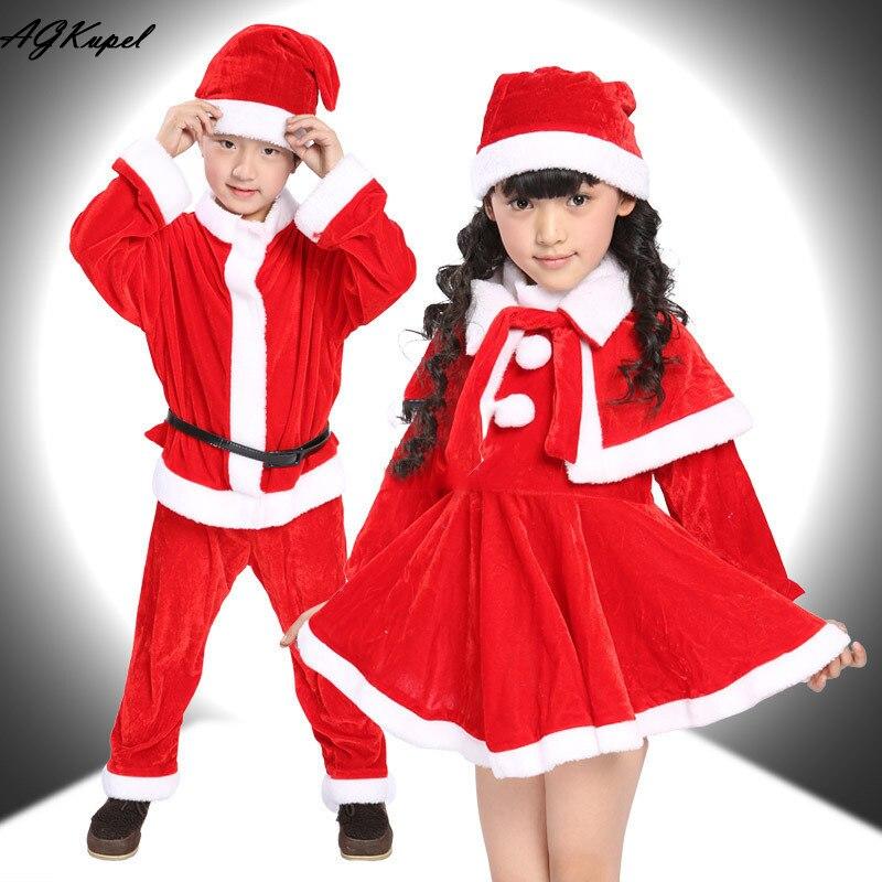 Popular Kids Santa Costumes Buy Cheap Kids Santa Costumes
