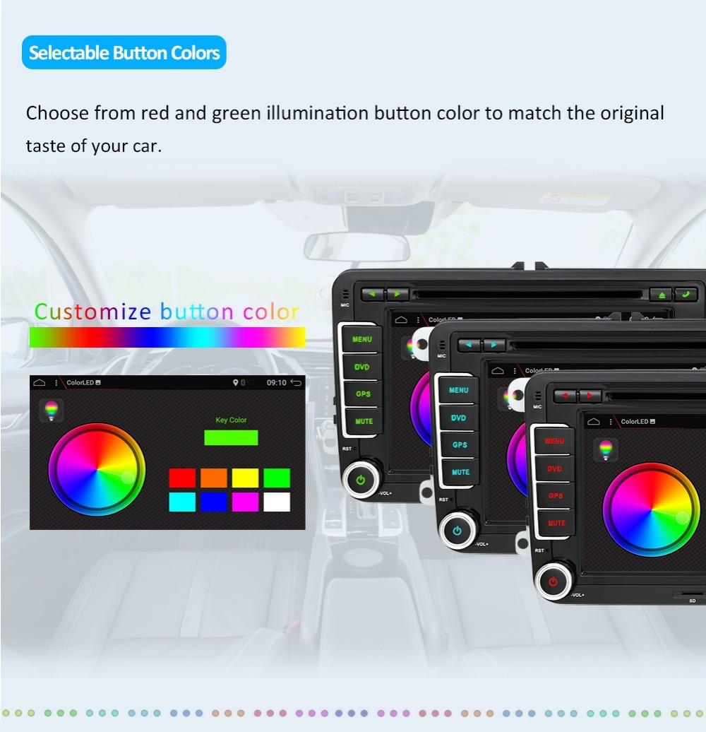 カーマルチメディアプレーヤー Din automotivo Bosion 6