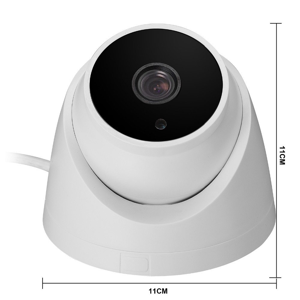 цена на PoE 3.6mm Fixed Lens IR Night Vision P2P 720P/960P/1080P Infrared Array PoE Camera Motion Detection Surveillance IP PoE Camera