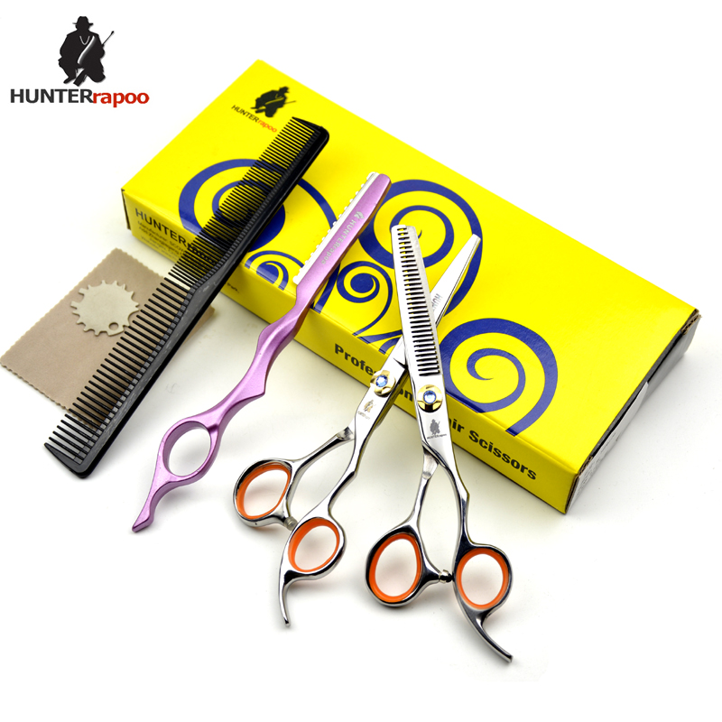 30% Off 6 inch Haircut Scissors Beauty Hair Shears Set Hairdressing Salon Razor Thinning Cutting Scissors Barber Shop Home used