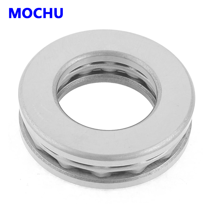 1pcs 51322 8322 110x190x63 Thrust ball bearings Axial deep groove ball bearings MOCHU Thrust  bearing 1pcs 71901 71901cd p4 7901 12x24x6 mochu thin walled miniature angular contact bearings speed spindle bearings cnc abec 7