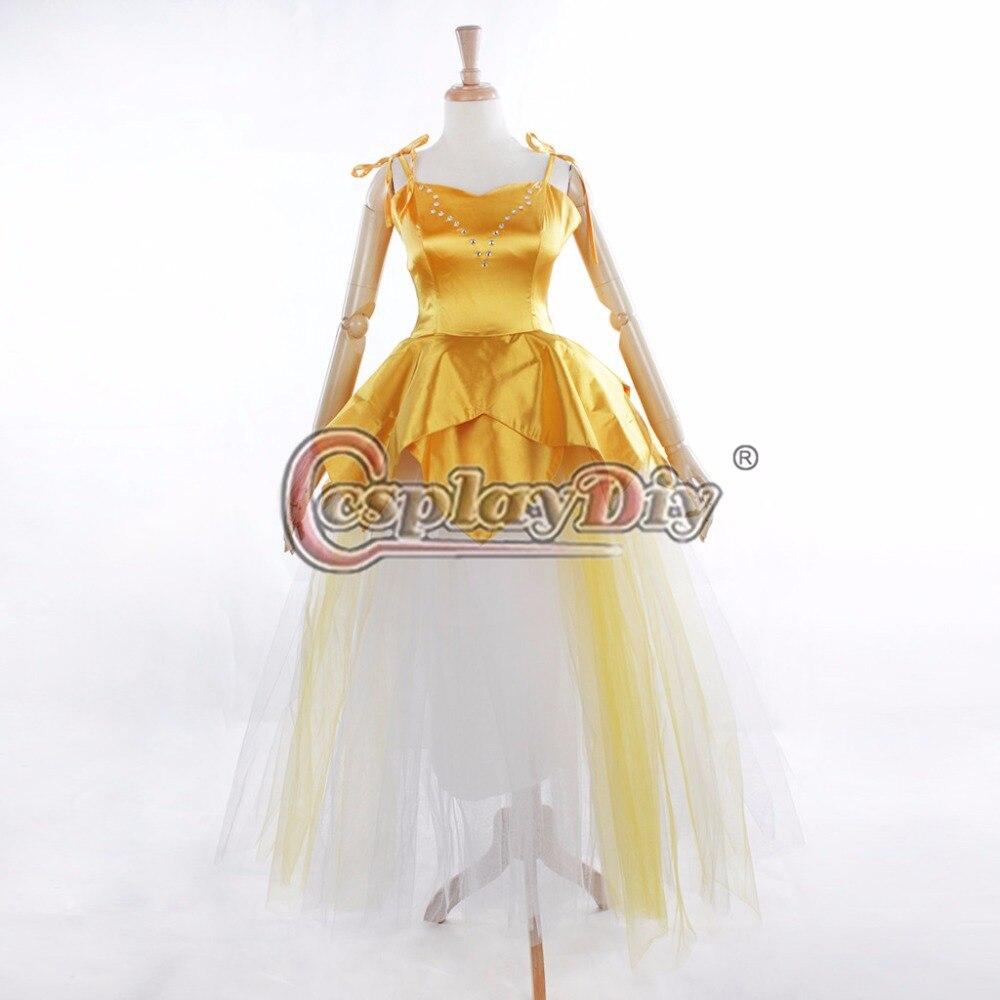 Custom Made Tinkerbell Costume Fantasy Princess Dress For Adult ...